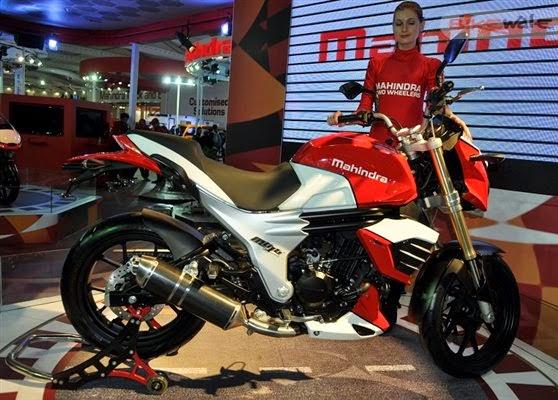 All New Mahindra Mojo 300 Specs Price Images 2015 | Bike