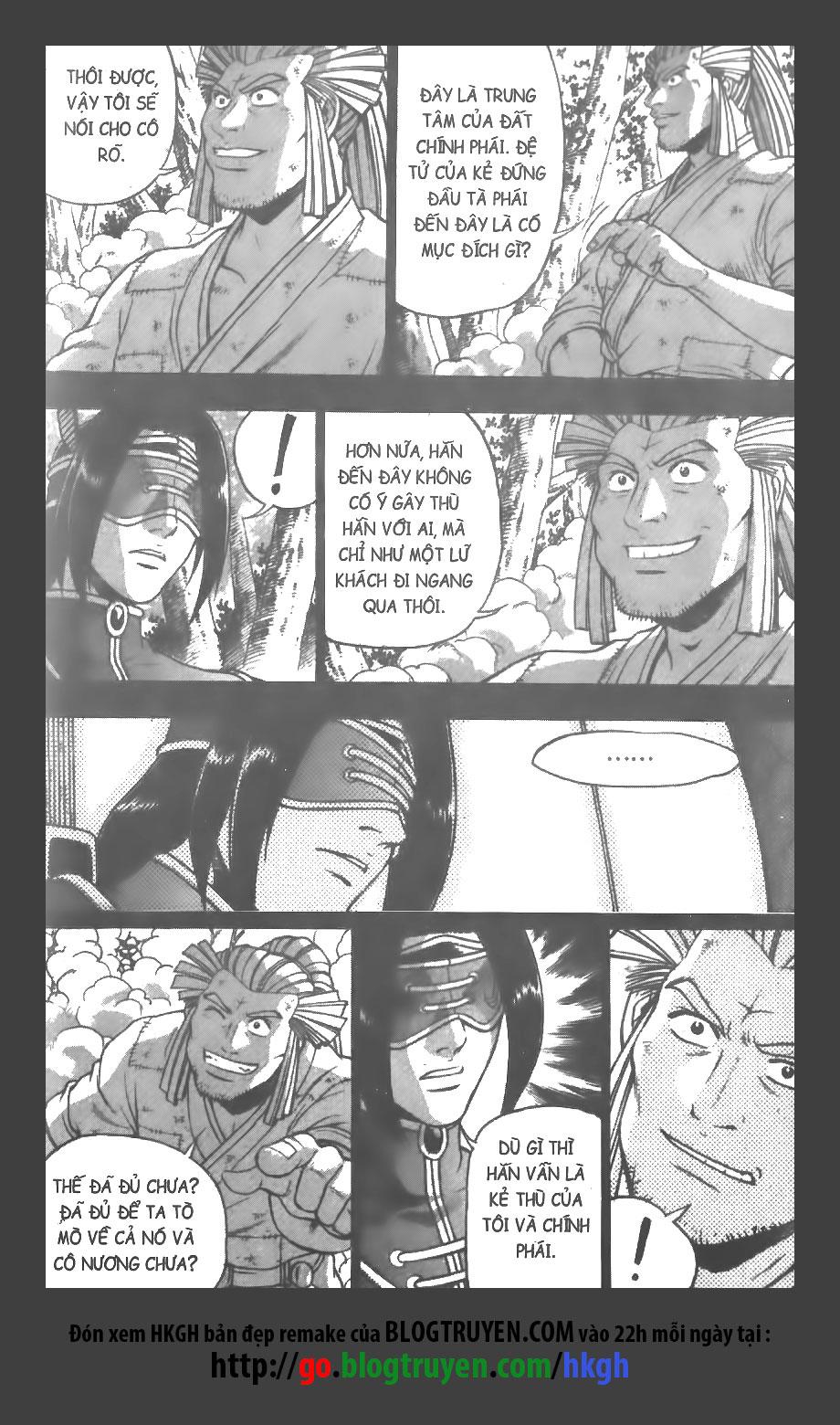 Hiệp Khách Giang Hồ chap 275 page 21 - IZTruyenTranh.com