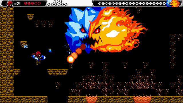 Arranca la campaña en Kickstarter de A Hole New World, un juego 2D con aires a lo NES