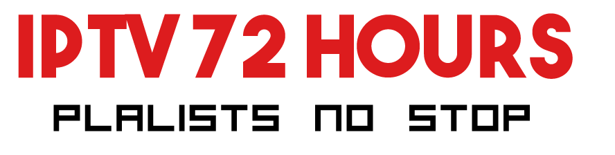 IPTV 72 Hours FREE