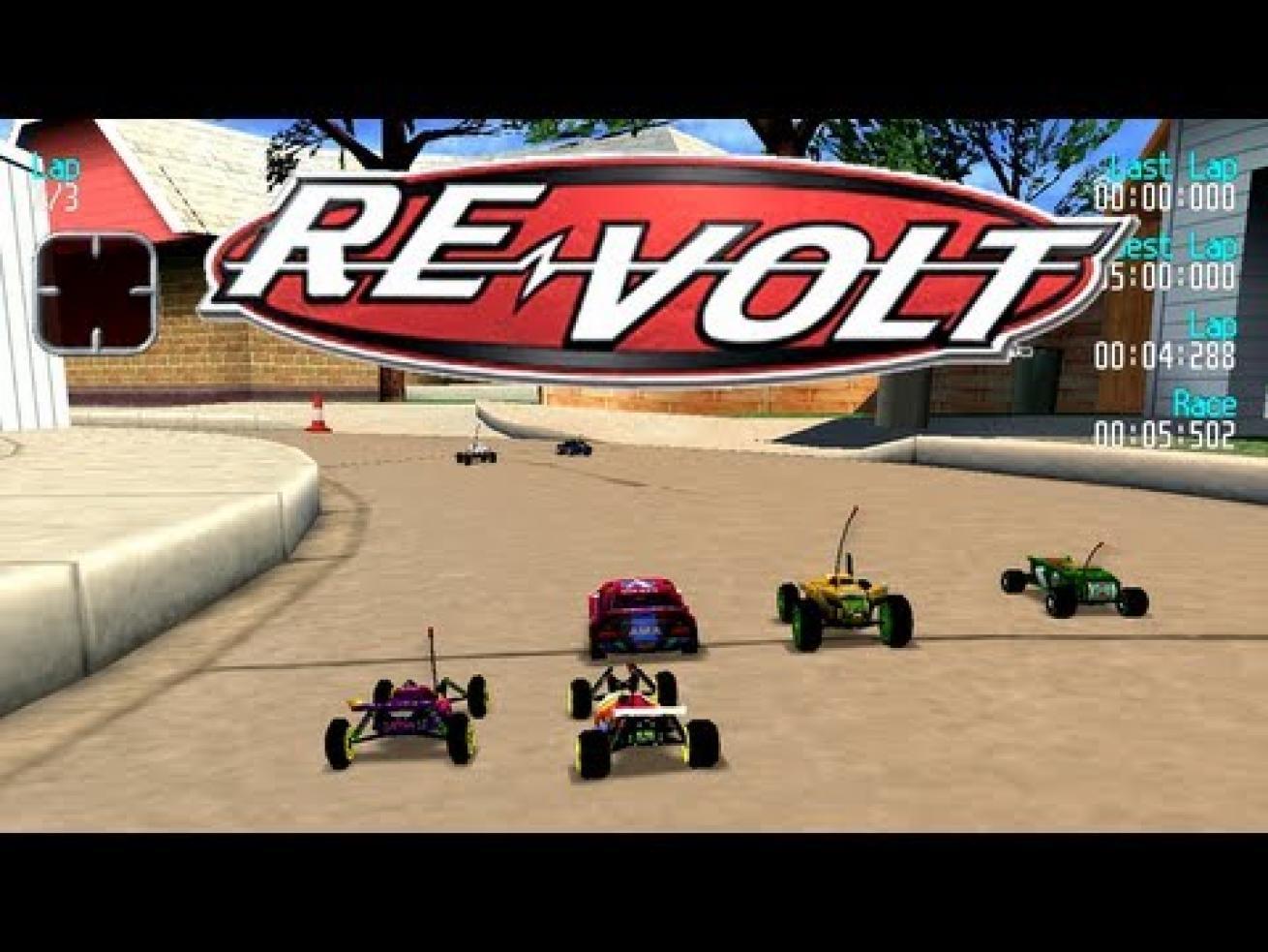 Re Volt Game Free Download Full Version