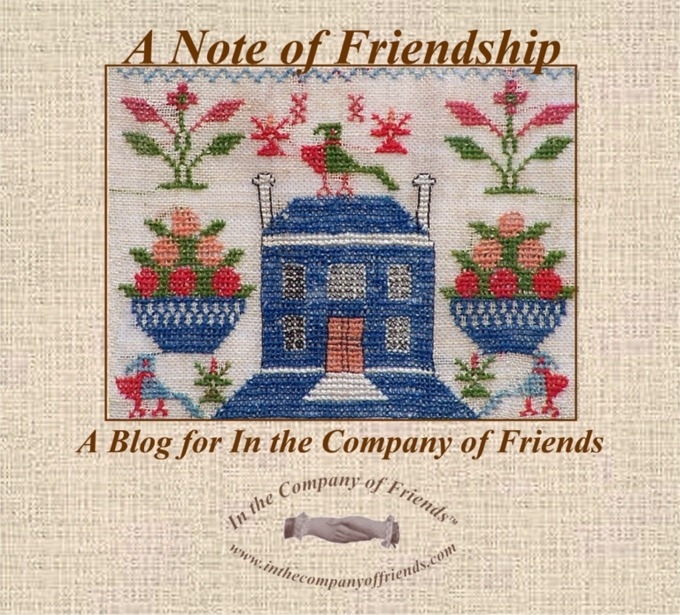 A Note of Friendship