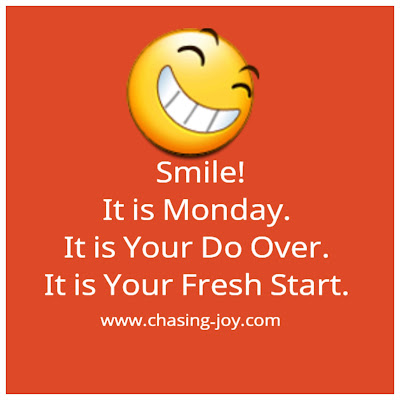 Make Monday Your Fresh Start