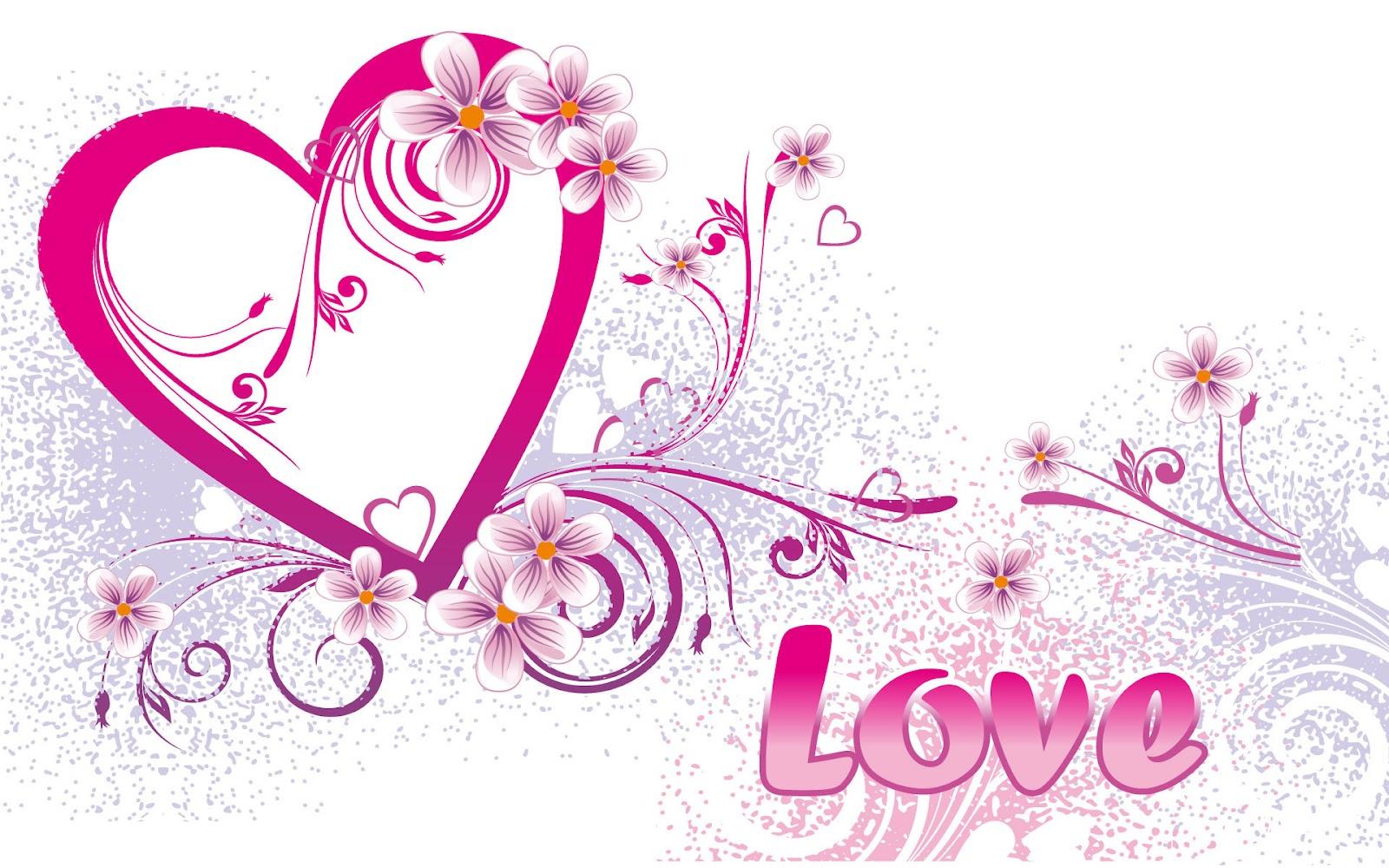 Wallpaper Love Gambar Cinta Paling Romantis