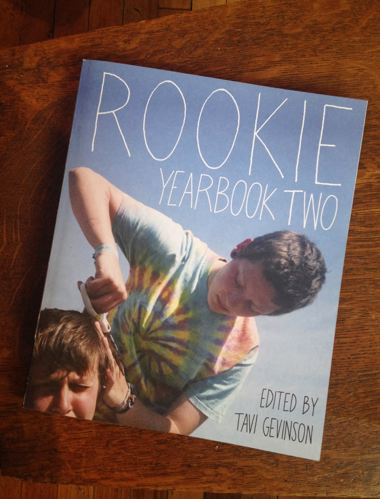 D+Q Sale Suggestions: ROOKIE YEARBOOK TWO | Drawn & Quarterly