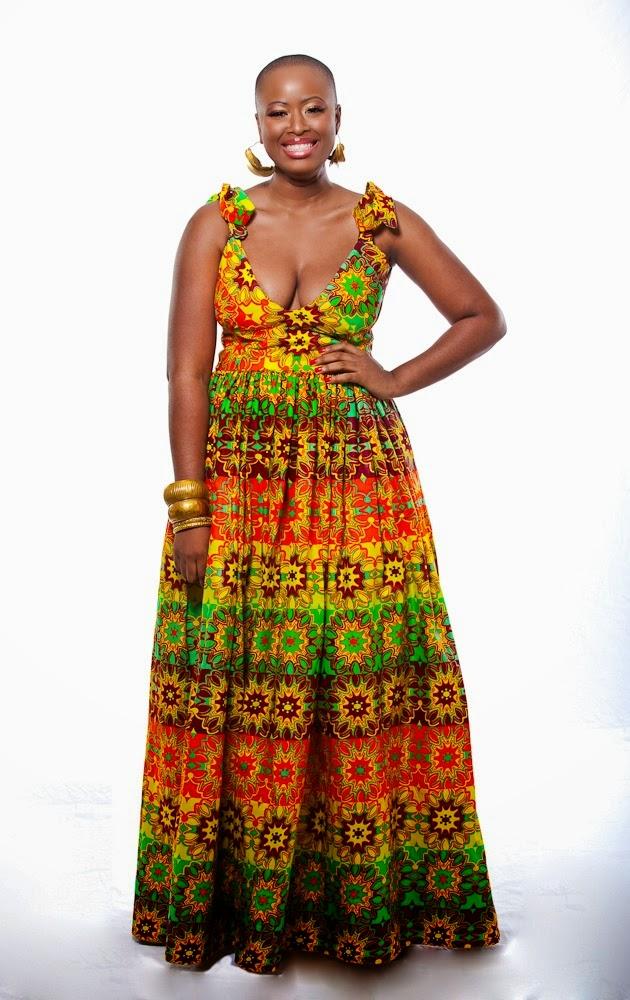 Mishono Ya Kitenge Fashion