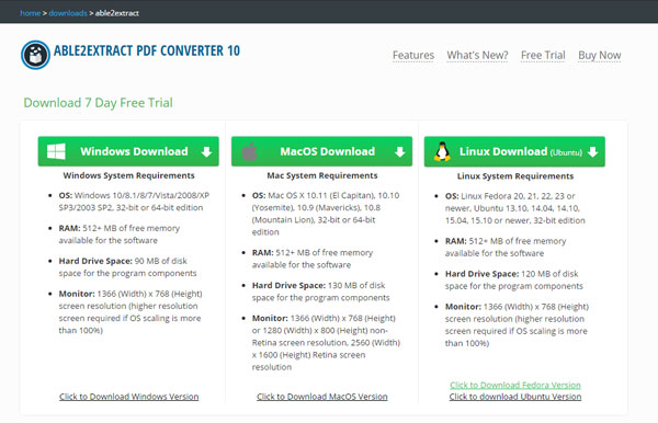 Read And Convert PDF Files Into Different Formats
