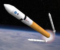 Ares V rocket concept