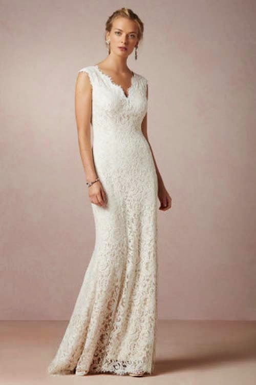 Wedding Dresses Collection BHLDN