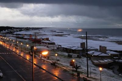 Nevo en Miramar