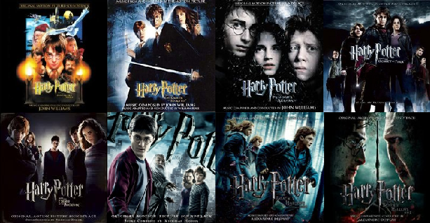 Spotlight On: Harry Potter