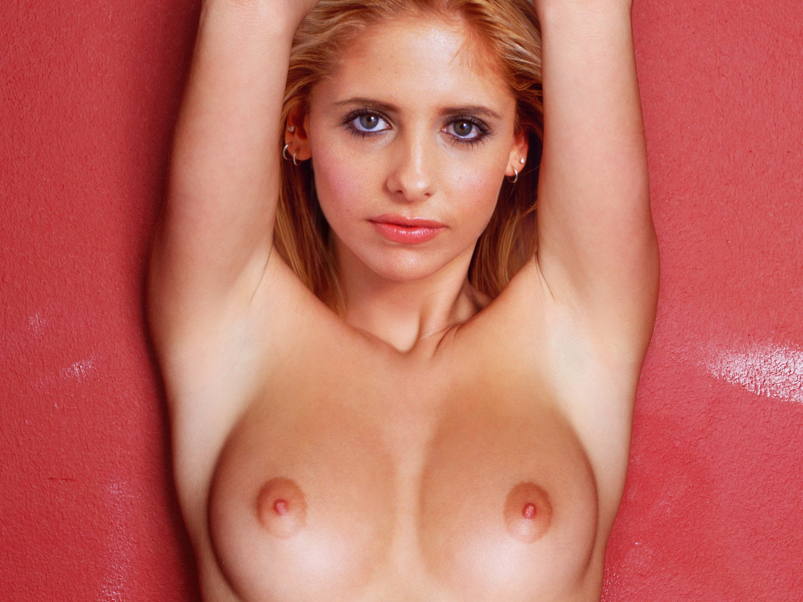 Well Sara michelle gellar porn words