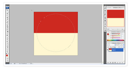 Cara Membuat Desain Pin dengan Photoshop Keren, Unik, Lucu