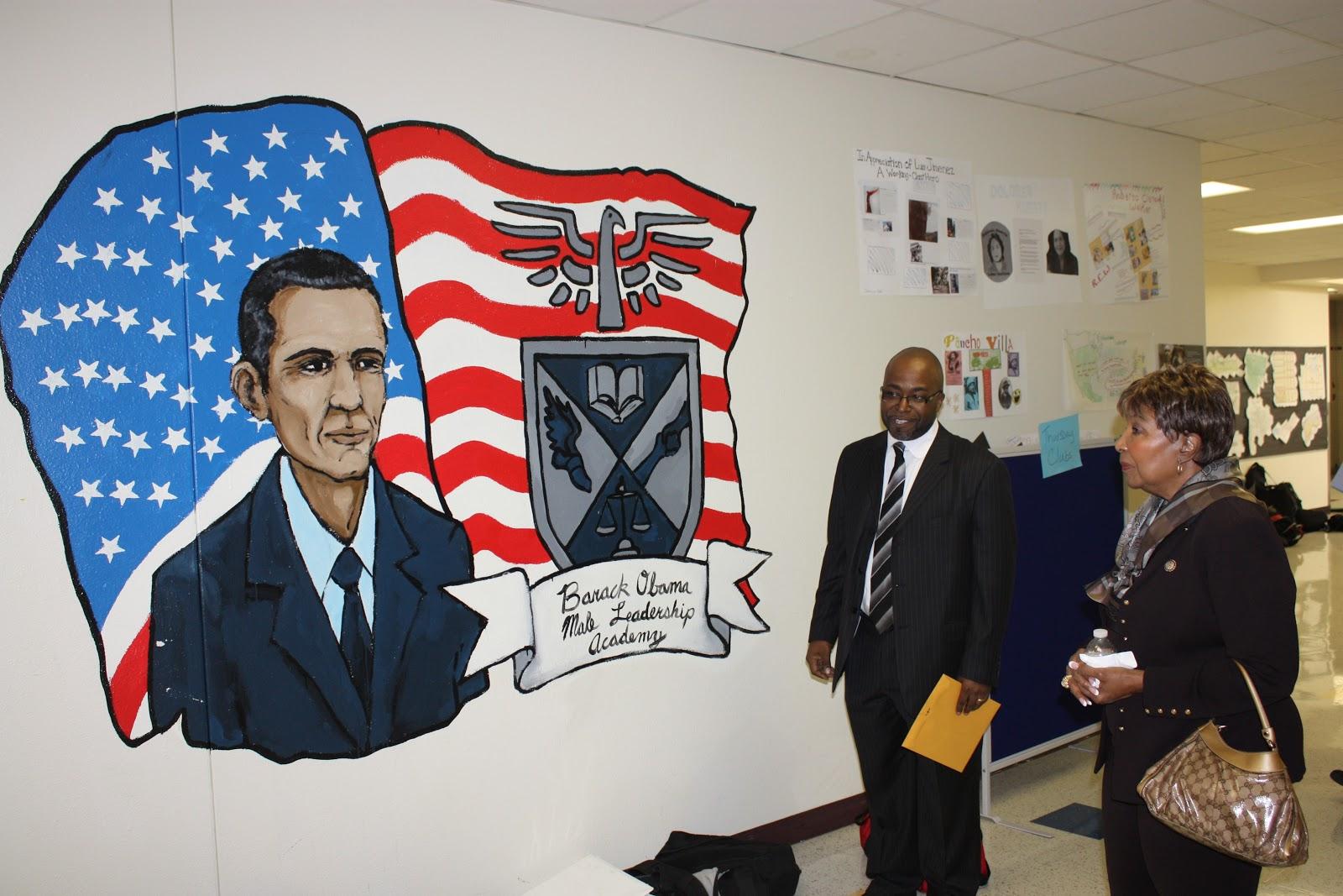 essays on barack obama leadership