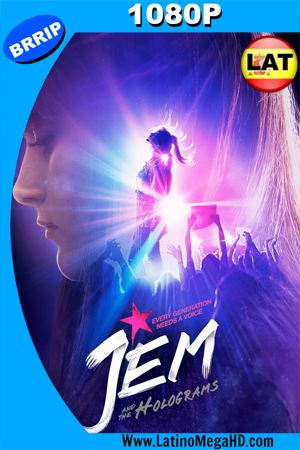 Jem y los Hologramas (2015) Latino HD 1080P ()