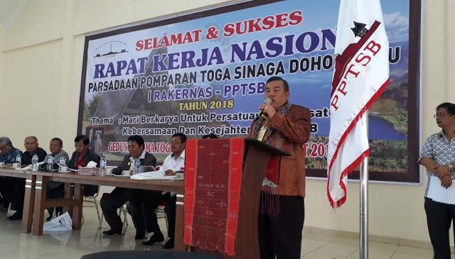 Rakernas PPTSB di Medan