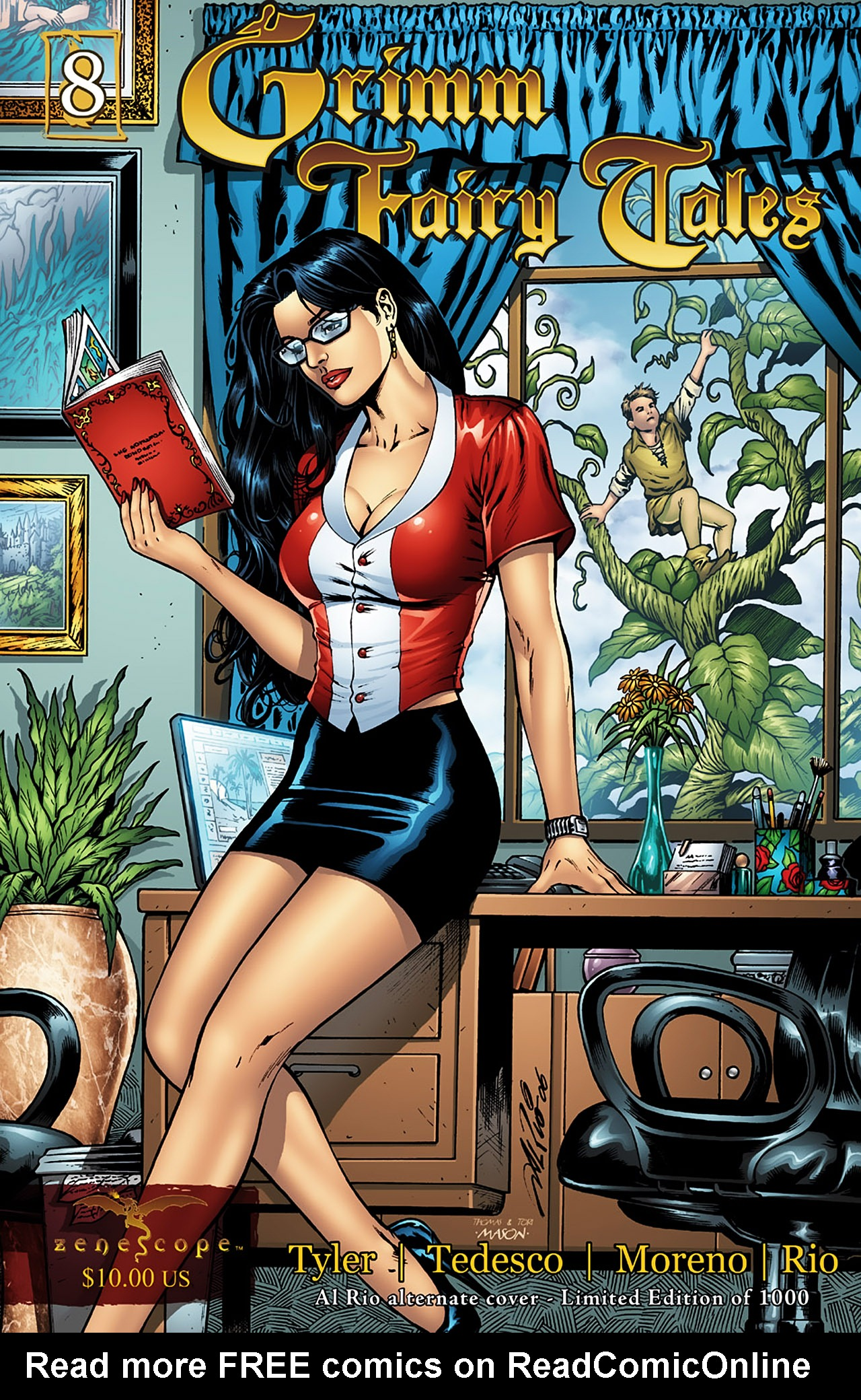 Grimm Fairy Tales (2005) Issue #8 #11 - English 1