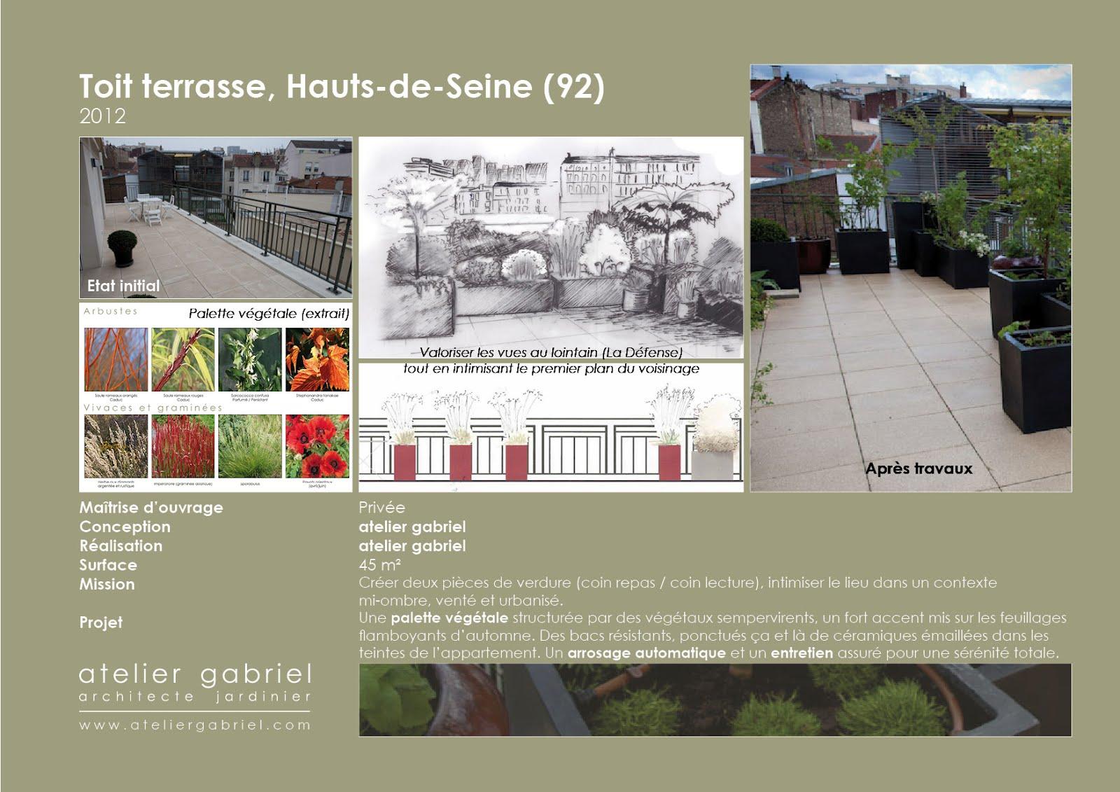 jardins cosmopolites am nagement paysager d 39 une terrasse paris. Black Bedroom Furniture Sets. Home Design Ideas