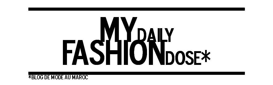 My Daily Fashion Dose