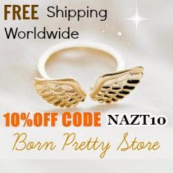 10% Off Code = NAZT10