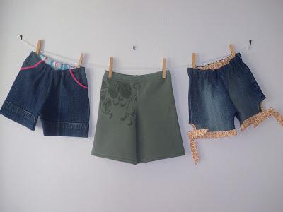 CailaMade shorts