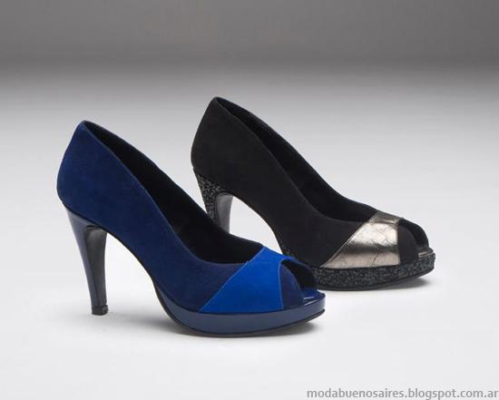 Zapatos mujer invierno 2013 Micheluzzi