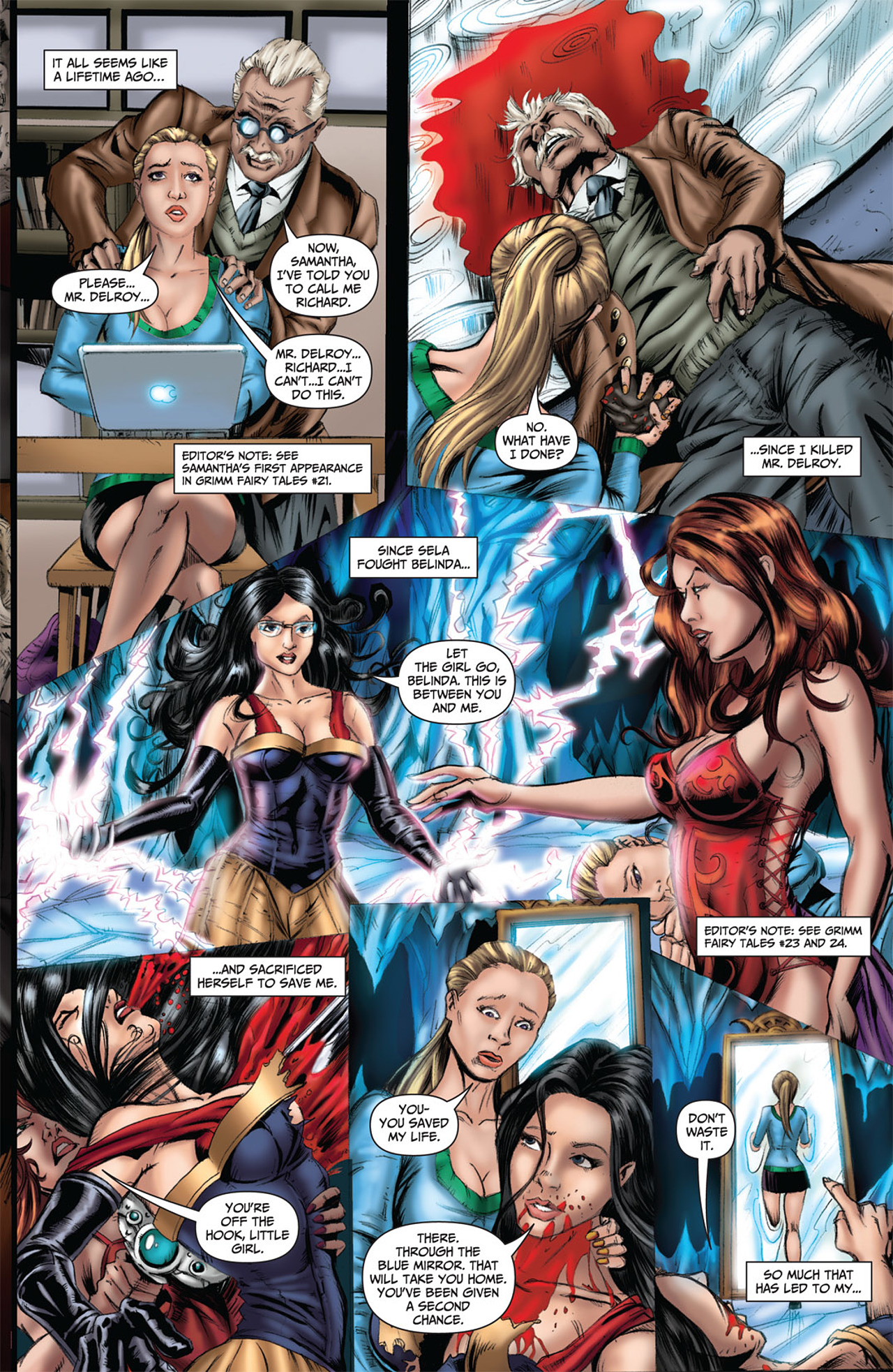 Grimm Fairy Tales (2005) Issue #48 #51 - English 7