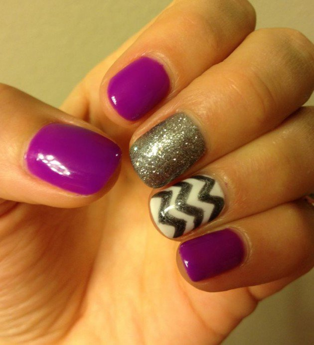 Maravillosos diseños de uñas   Aplicación paso a paso