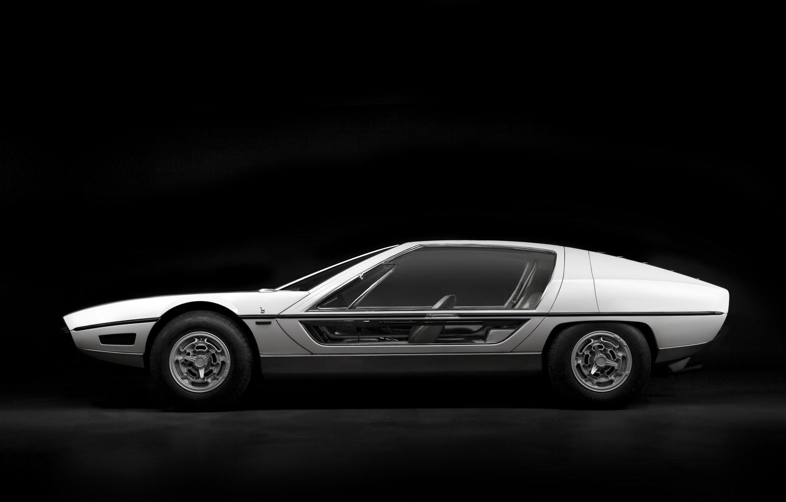 Bertone Lamborghini Marzal L