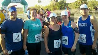 Galveston Toughest 10K running crew