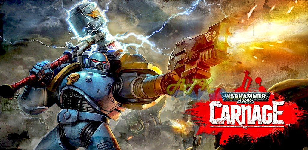 Download Warhammer 40,000: Carnage Apk + Data