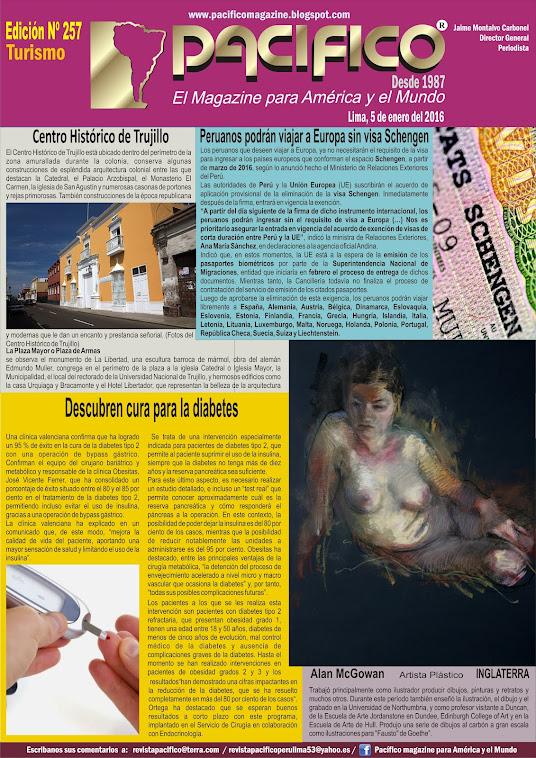 Revista Pacífico Nº 257