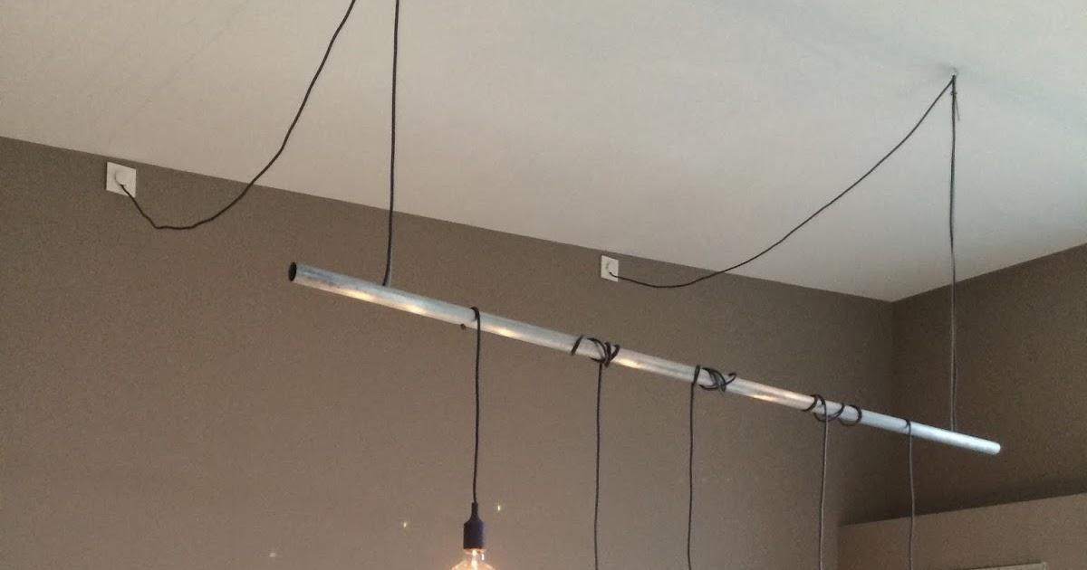 Modernestil: diy lampe: