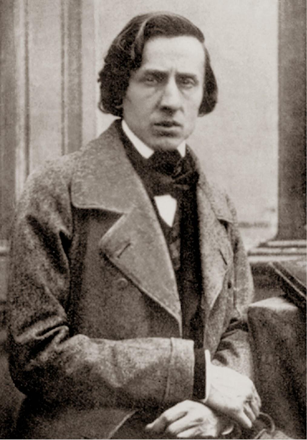 Chopin en la noche