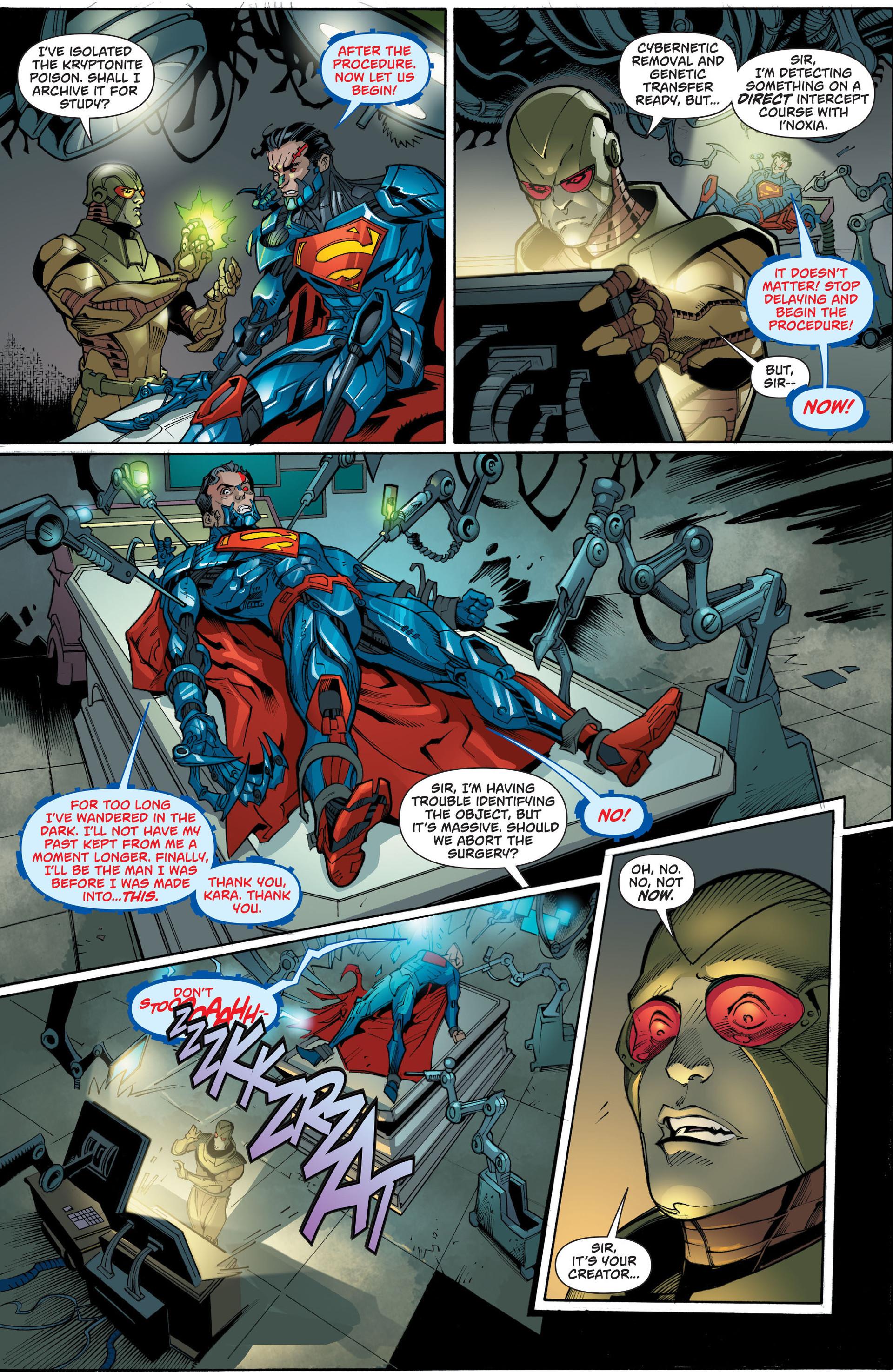 Supergirl (2011) Issue #23 #25 - English 18