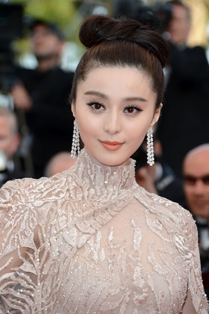fan bingbing cannes 2012