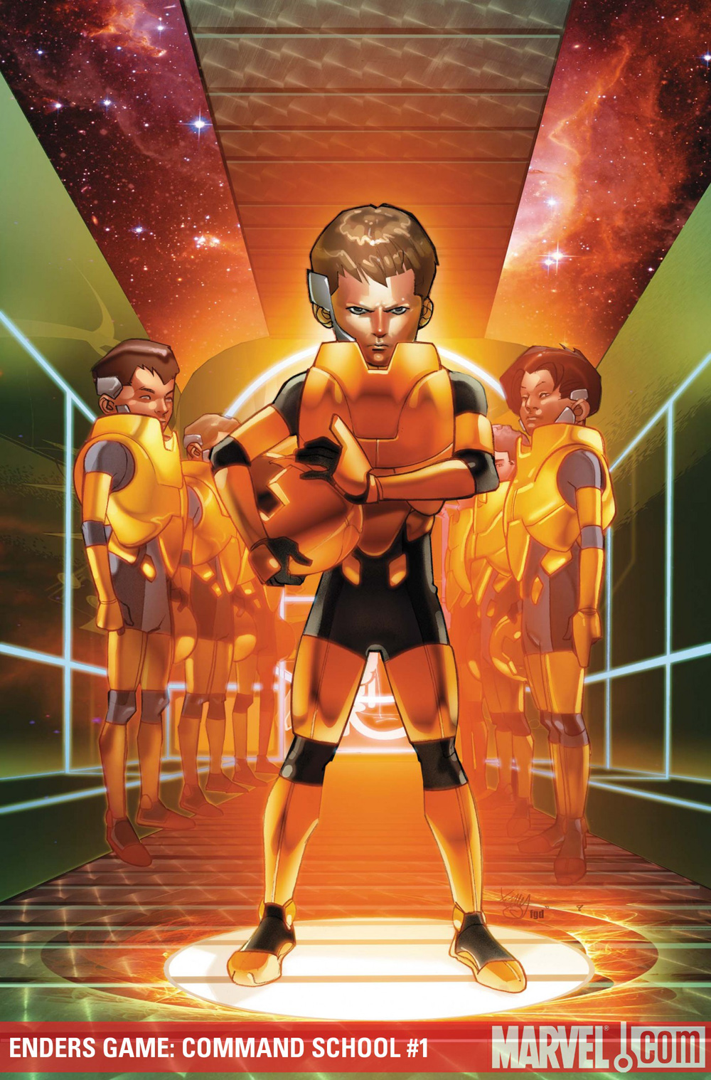 Like the movie? Buy the book.: Ender's Game: Lead role ...