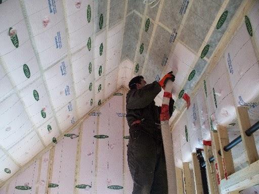 Muskoka insulation experts safe alternative to spray foam for Alternatives to spray foam insulation