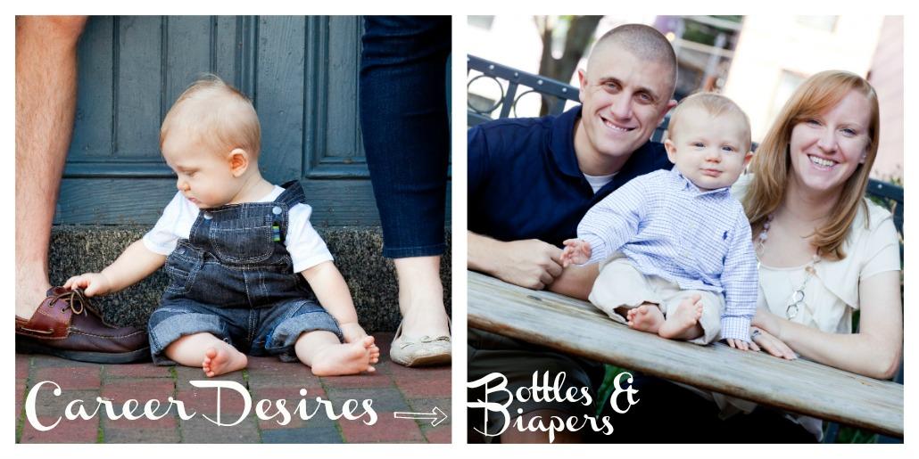 Career Desires to Bottles & Diapers