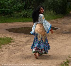 Gypsy fashions