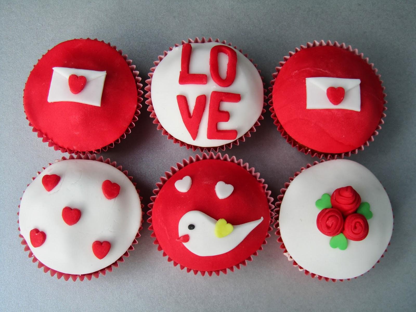 Cookies Cupcakes Fur Valentinstag