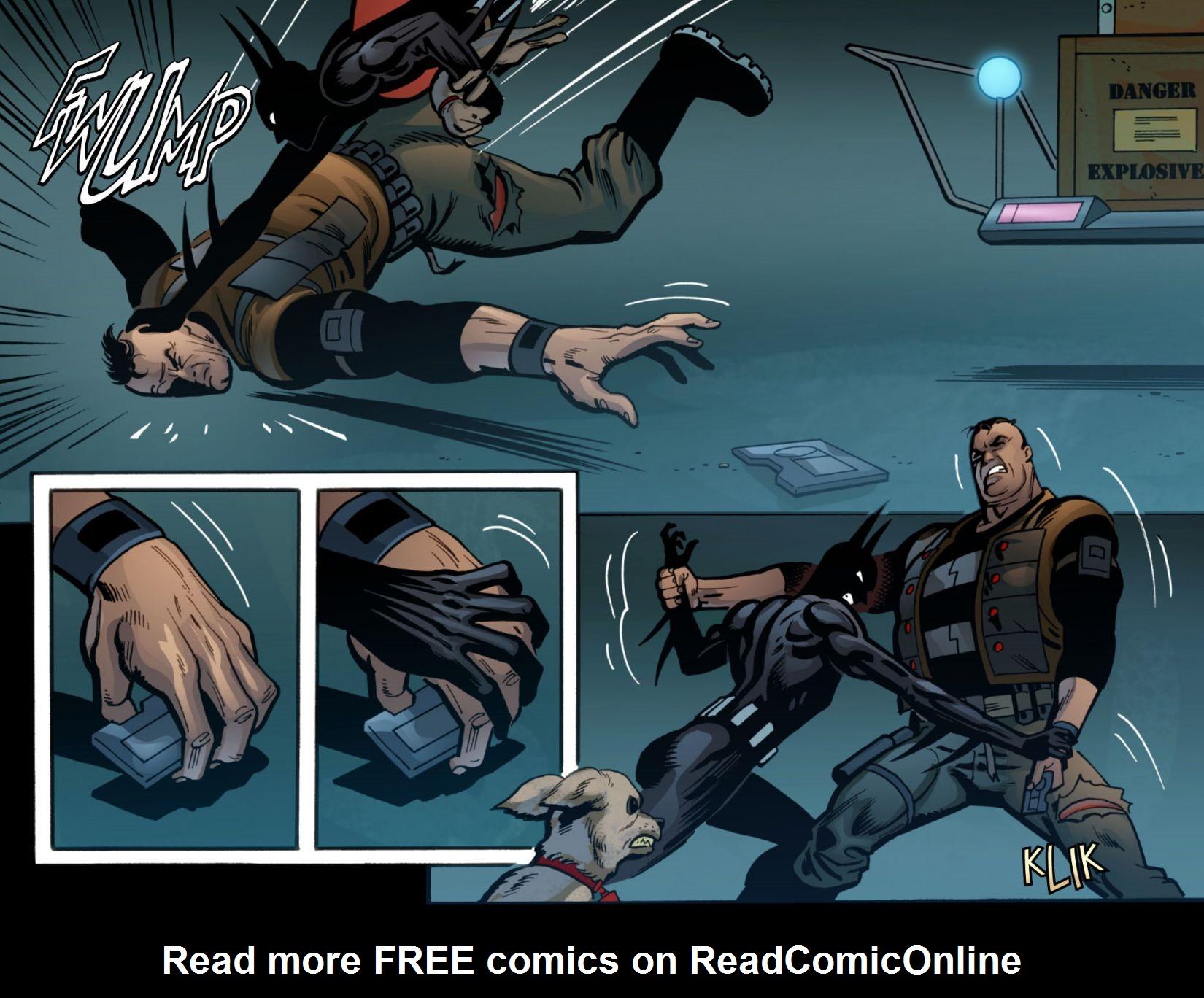 Batman Beyond (2012) Issue #6 #6 - English 15