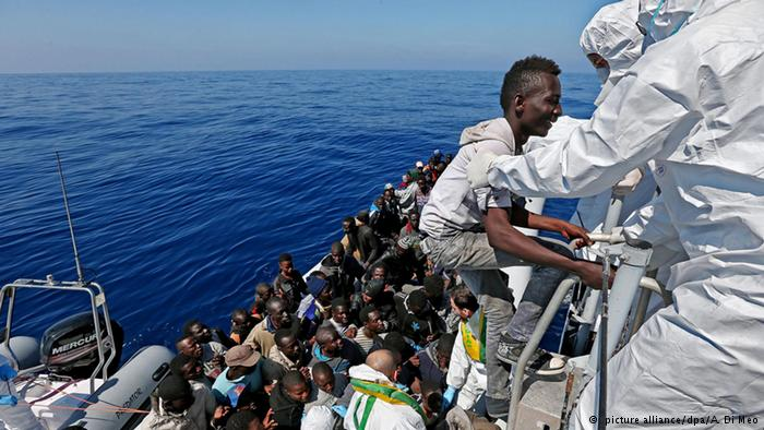 The Migration Crisis: 'Dead or Alive' they are coming and they willkeep on coming?