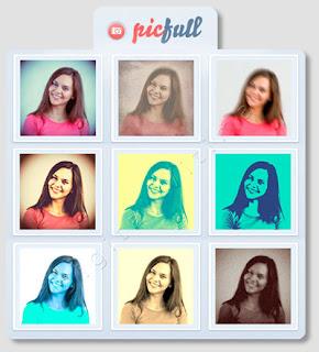 Picfull filters