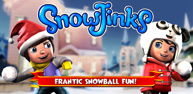 SnowJinks v1.1.0 Apk Mod [Unlimited Money]