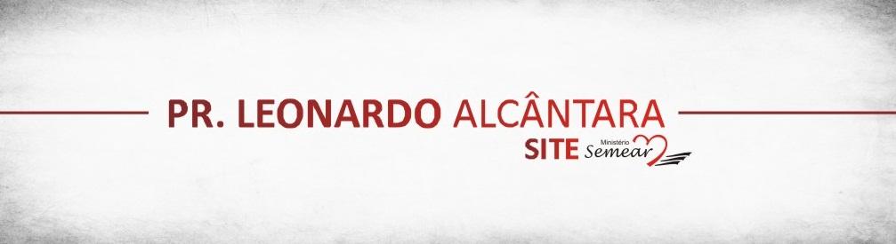 Pr. Leonardo Alcântara