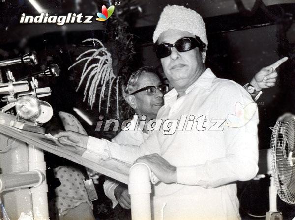 M.G. Ramachandran Rare Unseen Pictures 3