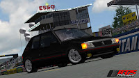 Clio Williams y 205 GTI rFactor 4