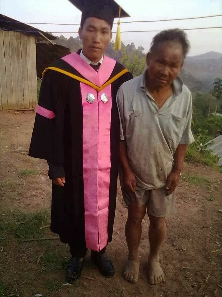 A POOR FARMER'S SON GRADUATED - 29 Breathtaking Photographs of The Human Race