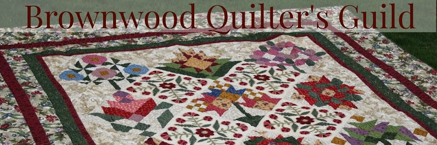 Brownwood Quilters' Guild